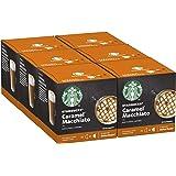 Starbucks Caramel Macchiato by Nescafe Dolce Gusto 6 x 12 capsules (72 capsules, 36 tasses)