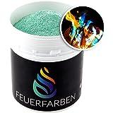 Feuerfarben Pulver für buntes Feuer 250 Gramm für Feuerstellen, Kamin, Ofen, Lagerfeuer oder für Outdoor-Events