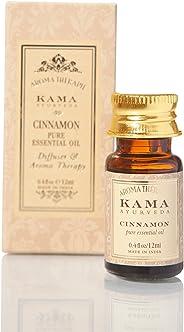 Kama Ayurveda Cinnamon Pure Essential Oil, 12ml
