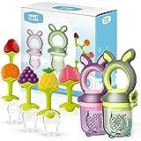 HOMY CLASS - Tétine alimentation bébé tetine grignoteuse bebe sucette tetine fruits mangeoire bebe jouet dentition bébé + 6 t