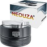 NEOUZA Koffieverdeler 51 mm, compatibel met Delonghi EC680/EC685 zeefhouder, koffieverdeler, espressoverdeler, koffieverdeler