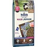 bosch HPC Maxi Junior   Alimento seco para perros de cría de razas grandes (a partir de 25 kg de peso final)   1 x 15 kg