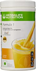 Herbalife Formula 1 Shake for Weight Loss - 500 g (Mango)