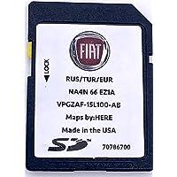Scheda SD GPS FIAT SPIDER 124 - Europe 2018 - NA4N66EZ1