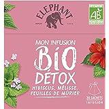 Elephant Bio Infusion Detox 20 sachets 34g