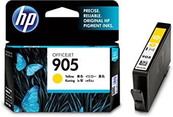 HP 905 T6L97AA Ink Jet Cartridge (Yellow)