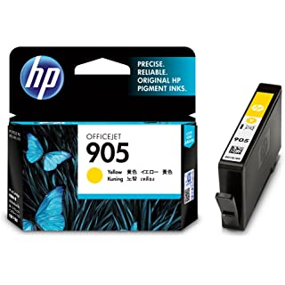 HP 905 T6L97AA Ink Jet Cartridge  Yellow