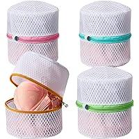 UMI. by Amazon - Sac de lavage de soutien-gorge en nid d'abeille avec fermeture à glissière de qualité supérieure, sac à…