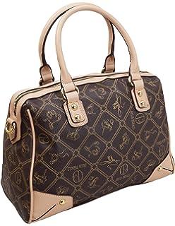 a0cc5c9b64001 LT LadiesTrends ☆ Giulia Pieralli Damentasche Glamour Handtasche Elegant  Tasche Frauen Umhängetasche Design Henkeltasche aus hochwertigem