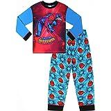 Disney Spider-Man Boys Spiderman Pyjamas Red Blue (2-3 years)