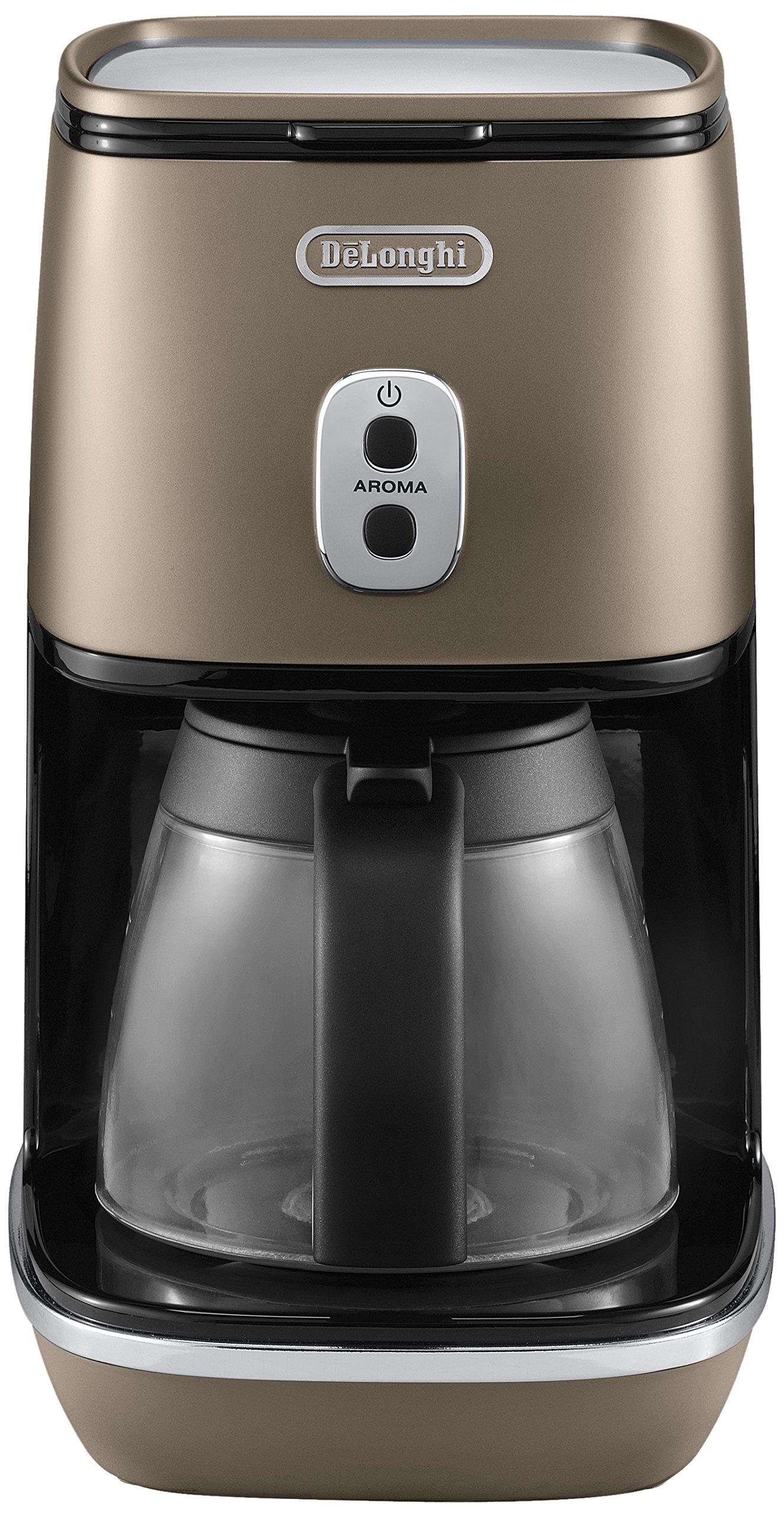 DeLonghi-ICMI-211BK-DISTINTA-Filterkaffeemaschine