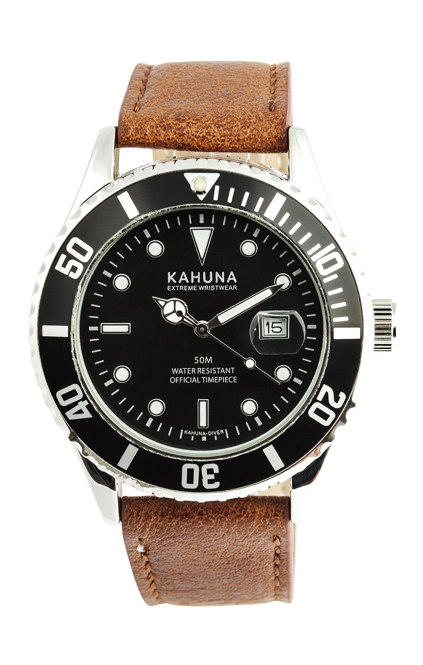 Reloj de pulsera Kahuna – Hombre KUS-0103G