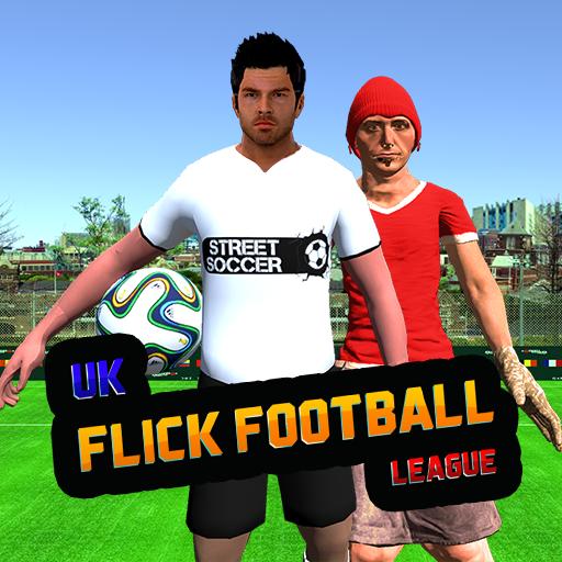 UK Flick Football League FreeKick Soccer games 2019