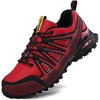 ASTERO Uomo Scarpe Ginnastica Sportive Running Sneakers Corsa Basse Basket Respirabile Fitness Outdoor Escursionismo…
