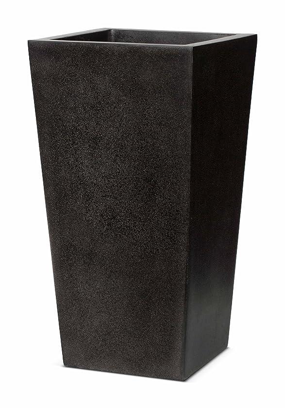Pflanzkübel konisch, anthrazit, 45 cm, Capital Ornaments: Amazon ...