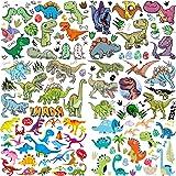 6 Vellen COKTAK 3D Dinosaurus Jongens Tijdelijke Tatoeages Kinderen Partij Meisjes Tatoeëren Set Kinderen Gezicht Tijdelijke