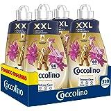 Coccolino Ammorbidente Concentrato Sandalo & Caprifoglio 8 Litri 320 Lavaggi, 4x80 Lavaggi