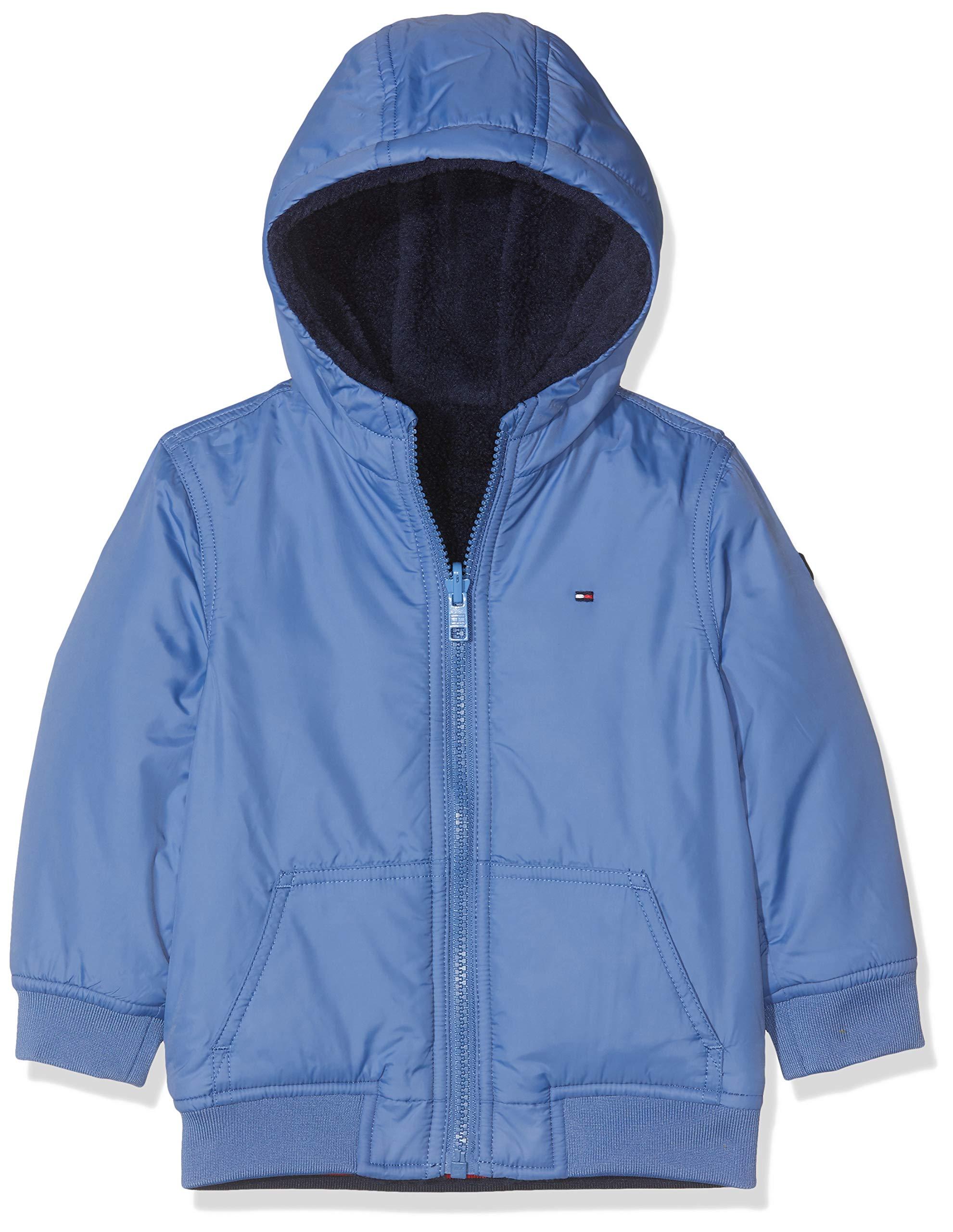 Tommy Hilfiger Reversible Teddy Jacket Chaqueta para Bebés 1
