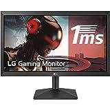 "LG 20MK400H-B - Monitor WXGA de 49, 4 cm (19, 5"") con Panel TN (1366 x 768 píxeles, 16:9, 200 cd/m², 600:1, 2 ms, NTSC >72%,"