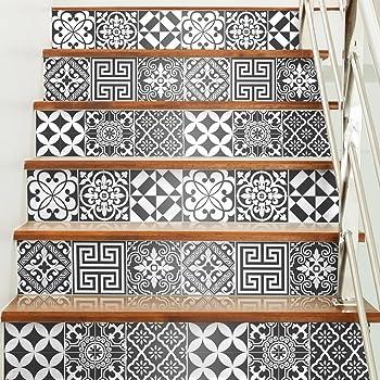 Ambiance-Live Piastrelle adesive a mosaico, per parete bagno e ...