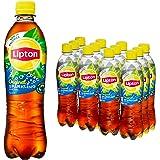 Lipton Original Ice Tea Sparkling een heerlijk verfrissende ijsthee - 12 flessen - 500 ml - Voordeelverpakking