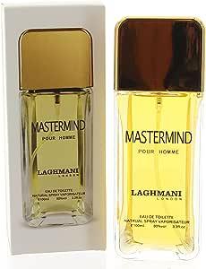 Mastermind Mens Fragrance Eau De Toilette Spray New Gift Pour Homme 100ml Amazon Co Uk Beauty