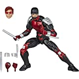 Hasbro Marvel Legends Series Spider-Man - Figura de acción Coleccionable Daredevil de 6 Pulgadas