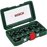 Bosch HM-fräsuppsättning 12 delar (tillbehör till POF 1200 AE och POF 1400 ACE)