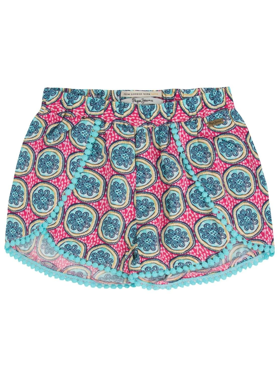 Short Pepe Jeans Bryn Multicolor