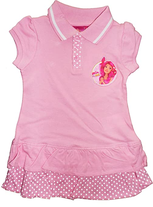 Mia & Me Official Licensed Summer T Shirt/Top/Dress (3 Years (98 cm),  Fuschia): Amazon.co.uk: Clothing