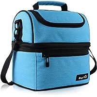 Hap Tim Sac Isotherme Repas Femme & Homme, Lunch Box Bag Isotherme Femme, Glaciere Souple Isotherme, 7.5L Sac Repas Pour…