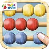 Cálculo infantil (ábaco de Happy-Touch Apps para la etapa preescolar)