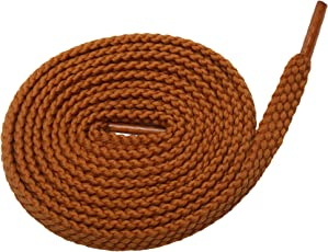 Shoestring Polyester Round Unisex Shoelaces for Casual Sports Shoes
