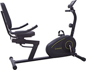 Cockatoo CRB-02 Smart Series Recumbent Bike with Manual Tension, Exercise Bike …