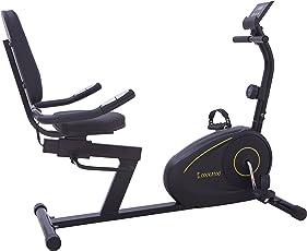 Cockatoo CRB-02 Smart Series Recumbent Bike with Manual Tension, Exercise Bike …
