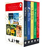 Best of Children's Classics (Set of 5 Books): Perfect Gift Set for Kids
