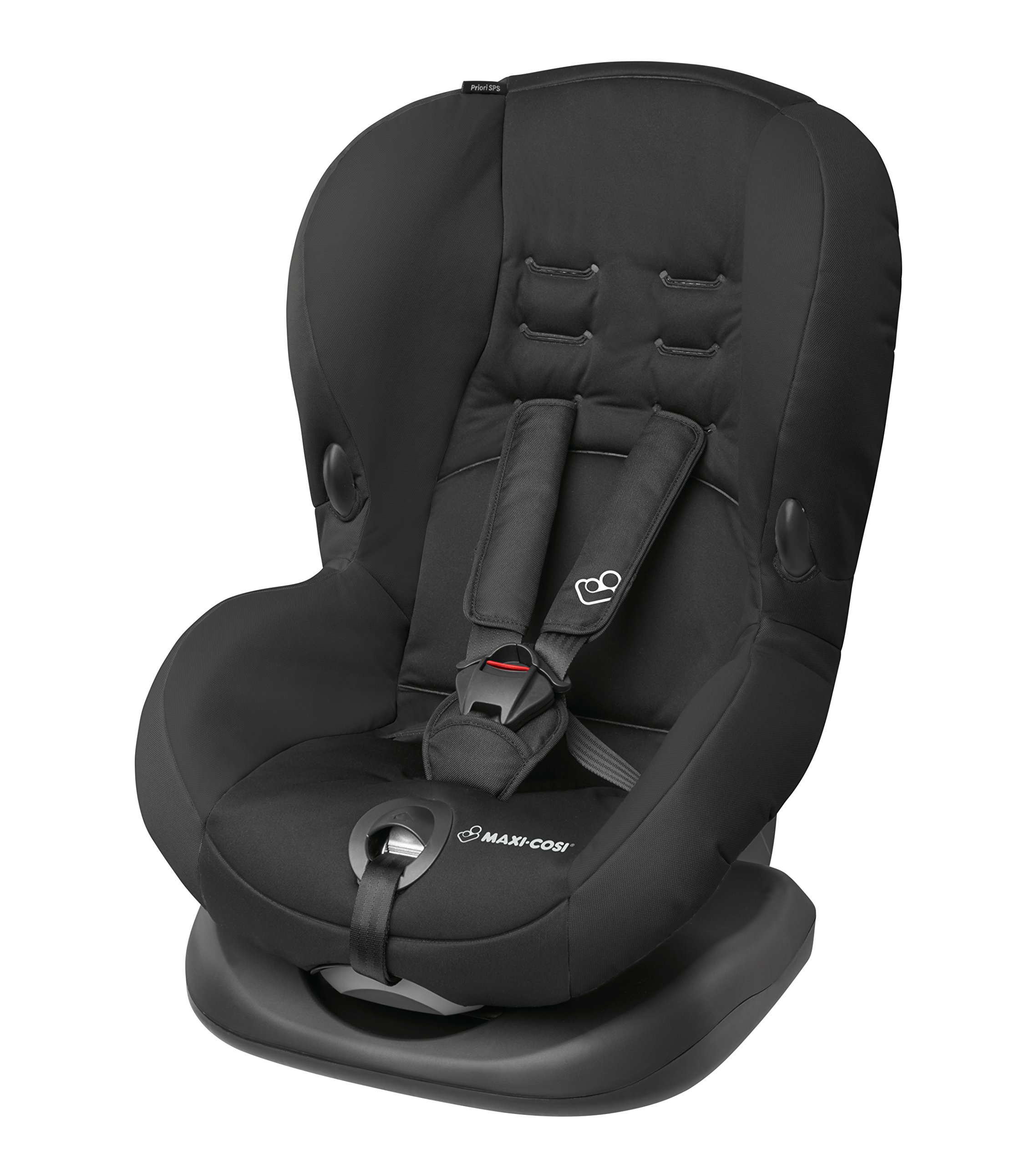 Maxi-Cosi Priori SPS Toddler Car Seat with Side Protection System, 9 Months - 4 Years, 9-18 kg, Slate Black Maxi-Cosi Forward facing group 1 car seat suitable for toddlers from 9 to 18 kg (approximately 9 months to 4 years old) Easy to install with regular 3-point safety belt Side protection system (offers optimal protection against side impact) 1