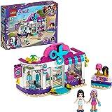 LEGO Friends Il Salone di Bellezza di Heartlake City, Set con 2 Mini Bamboline, Giocattoli per Bambini di 6 Anni, 41391