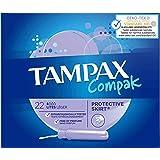 Tampax Compak Léger Tampons Applicateur x22