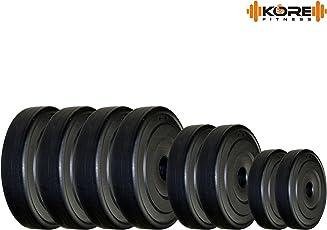 Kore K-PVC-RW-Combo (10 Kg - 30 Kg) Weight Plates