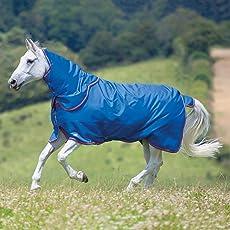 Shires Tempest originale per cavallo, 100& collo set 9374
