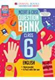 Oswaal NCERT & CBSE Question Bank Class 6 English Book (For March 2021 Exam)