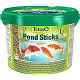 Lascure Delights Pond Sticks Mangime per Pesci, Multicolore, Unica, 10000 unità