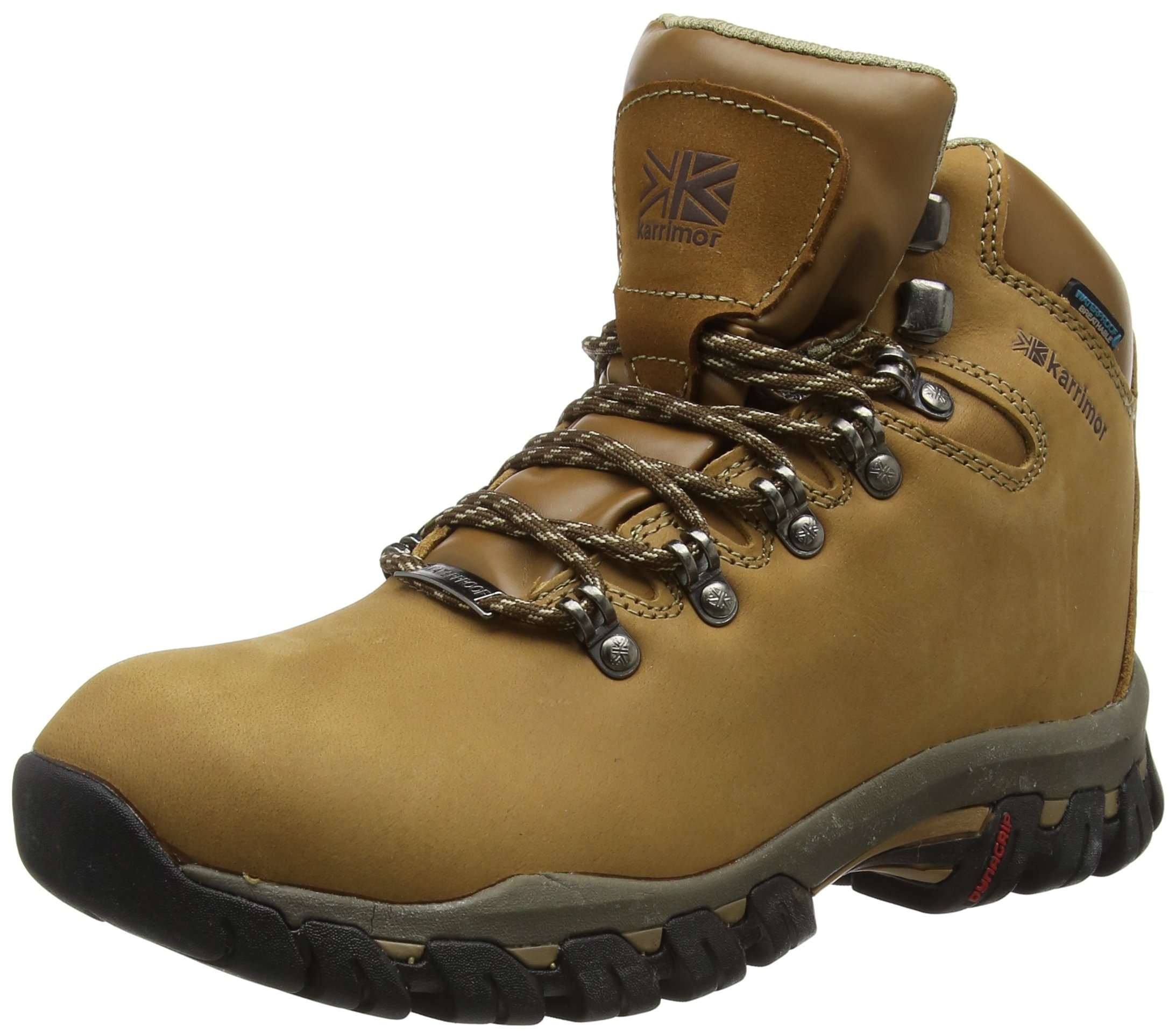 Mendip Nubuck II Ladies weathertite 1