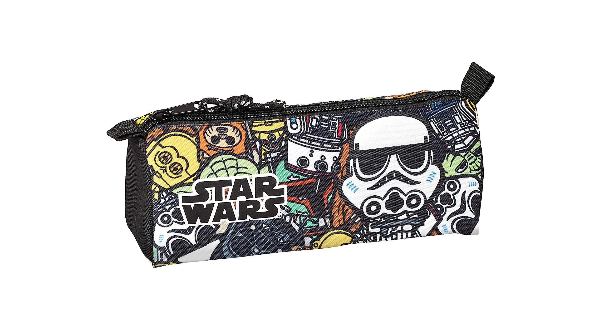 Star Wars Galaxy Oficial Estuche Escolar 210x70x80mm