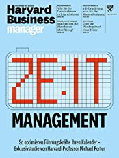 Harvard Business Manager 9/2018: Zeitmanagement