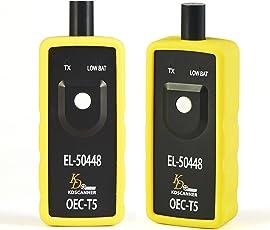 RDKS Anlernsystem Reifenventilaktivator EL-50448 für OPEL GM TPMS wieder Werkzeug Auto Reifen Druck Monitor Sensor KD 50448