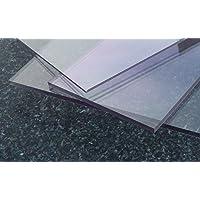 Plaque acrylique transparente 1000 x 600 x 4 mm Plexiglas® incolore