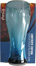 COCA Cola & Mc Donald´s - Edition 2018 - Blau - Glas 0,3 l.