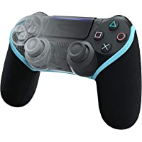 SMART GRIP Custodia per controller PS4, anti-sweat/antiscivolo, per controller PS4, lavabile, per Playstation Controller…